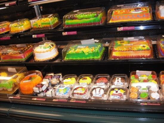 American Style Cakes At Krogers