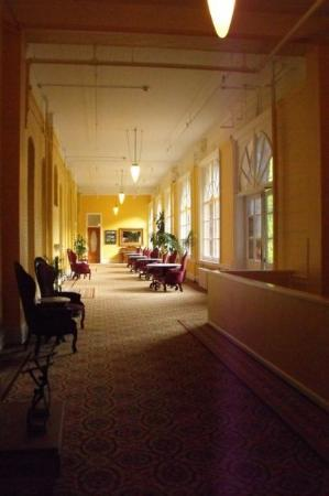 Interior of Hotel Colorado