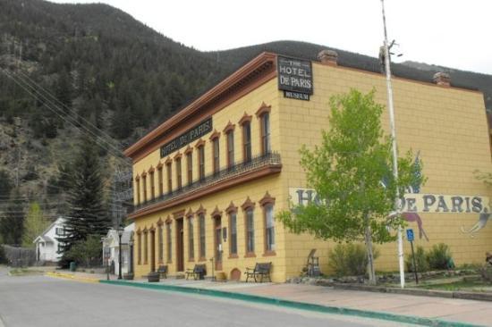 Hotel De Paris In Georgetown Co