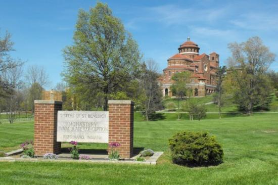 Monastery of the Immaculate Conception, Ferdinand, Indiana