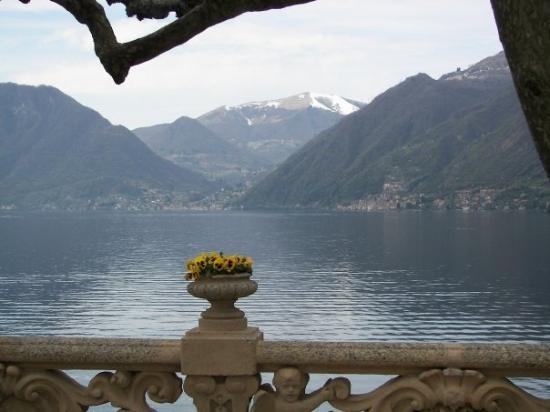 Tremezzina, Ιταλία: Villa Balbianello.  A long time ago in a galaxy far, far away - Anakin Skywalker romanced and ma
