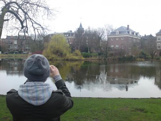 วอนเดลปาร์ค: Ben being a photographer