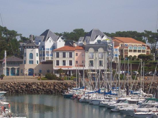 Club Les Jardins de l'Atlantique: le port II