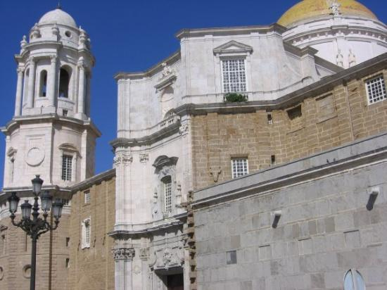 Catedral de Cadiz: Cadiz, Spain