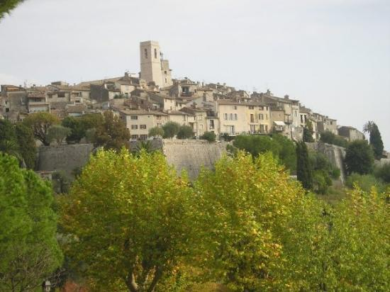 Saint-Paul de Vence: Day 4: A visit to the famous St Paul de Vence