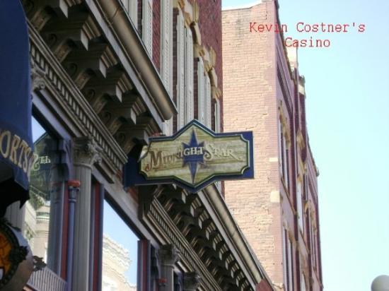 Kevin cosner deadwood south dakota casino different types of gambling addiction
