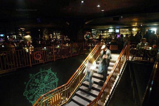 VooDoo Lounge: From the restaurant to the club