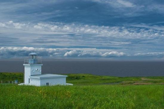 Bell Island, Canada: Bells Island, lighthouse