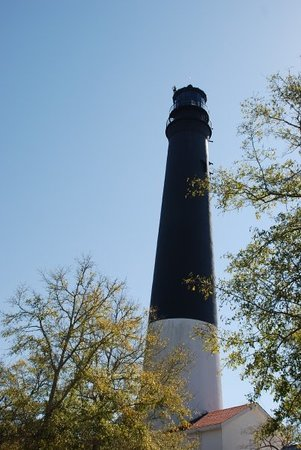 light house at pensacola naval air station