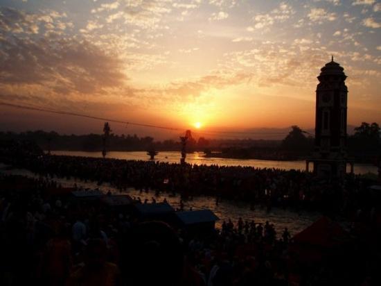 Haridwar ภาพถ่าย