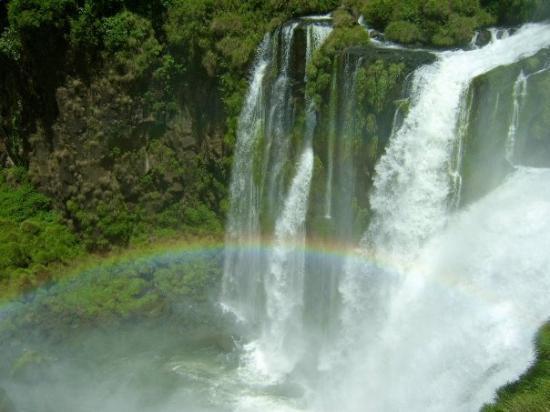 Puerto Iguazu, Argentina: Iguazu Falls, Iguazu, Misiones, Argentina