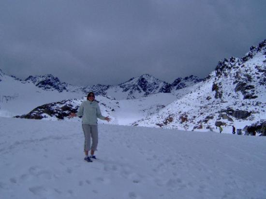เบรเกนซ์, ออสเตรีย: Van zon naar sneeuw