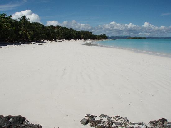 Nosy Iranja, Madagascar: spiaggia isola dei pescatori