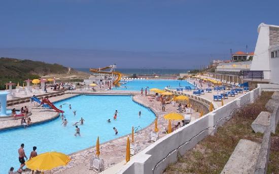 Sintra Sol: Children pool