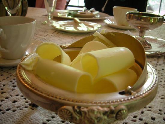 Redwood Croft: butter