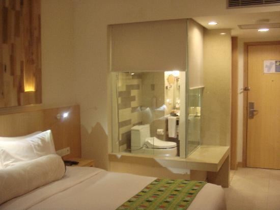 Holiday Inn Resort Baruna Bali : chambre