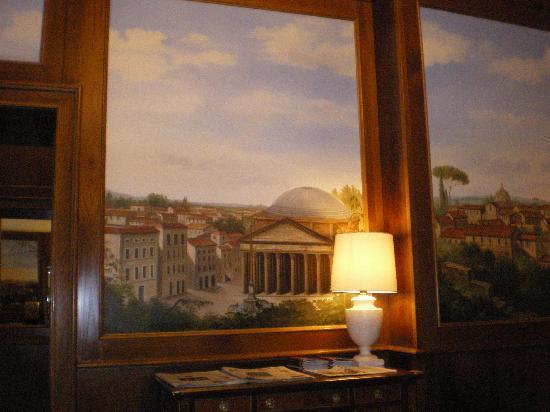 Hotel Pantheon: 1,2,3