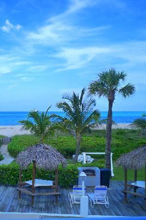 Prestige Hotel Vero Beach : View from Balcony