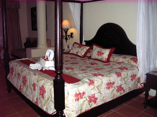 Luxury Bahia Principe Ambar Blue Don Pablo Collection : Notre chambre