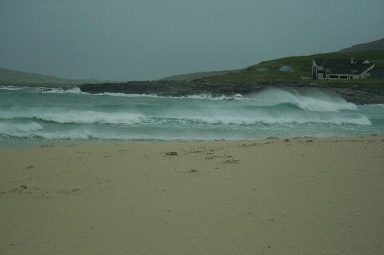 Isle of Barra Beach Hotel: The Beach