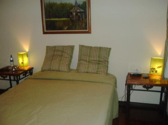Posada Del Museo: Our first room at the hotel