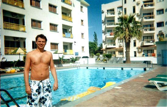 Paralimni, Chipre: Pool area