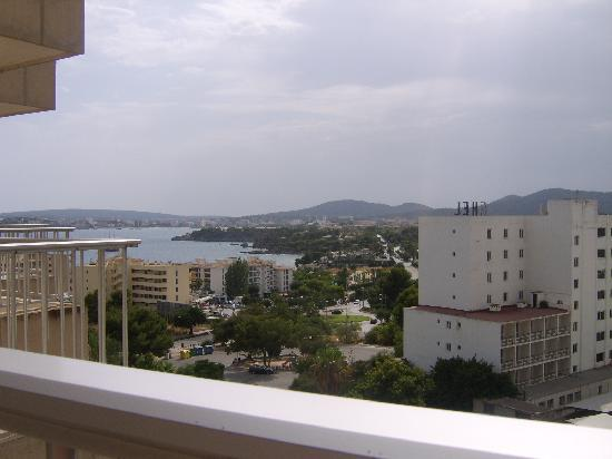 Timor: view from 7th floor
