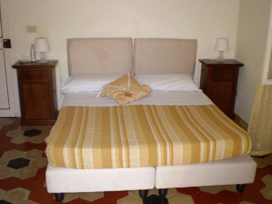 La Casa di Antonella: Bed