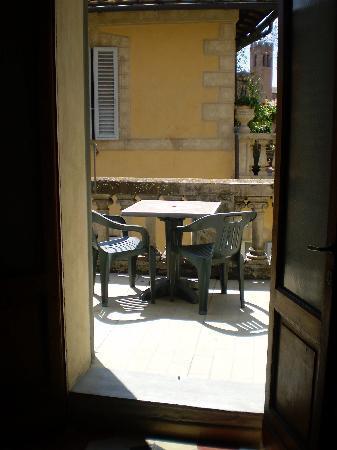 La Casa di Antonella: Terrace