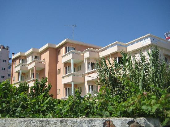 Photo of Hotel Christina Beach Chania