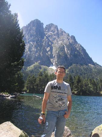 Parque Nacional de Aigüestortes (Parc Nacional d'Aigüestortes): Estany de Ratera (Estanque de Ratera)