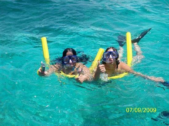 Caribbean Images Tours: Me and GIGI.