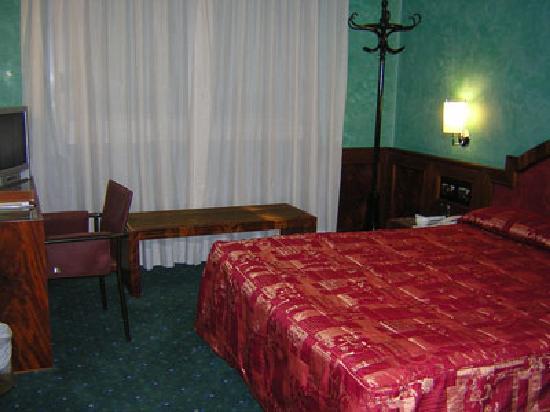 โรงแรมบลูเนลเลสชิ: Double room