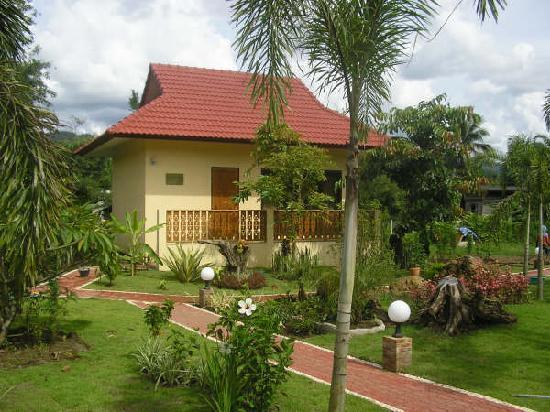 Mai Siam Resort: un des châlets