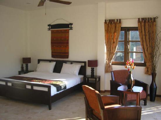 Mai Siam Resort: notre chambre