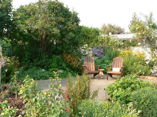 C. H. Bailey House: Garden