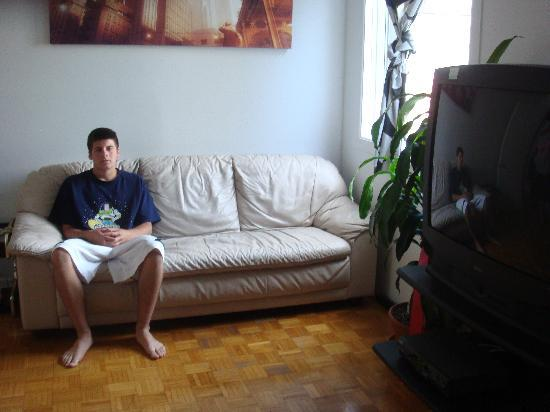 أوبيرغ لابيرو: Living area