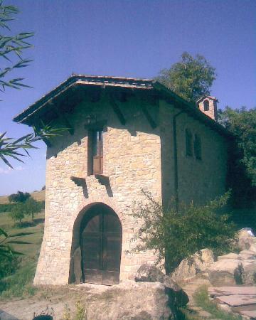Rocca di Roffeno, Italy: il ristorante