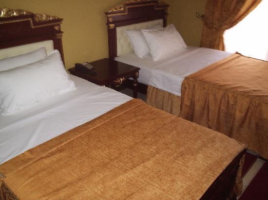 Dinasty Hotel: the room