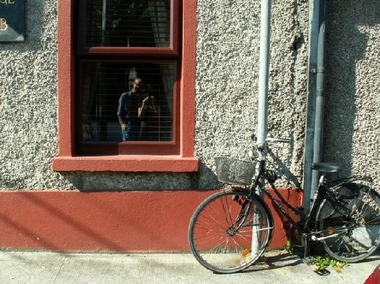 The Forge House B&B: Quaint bike at Forge House B&B