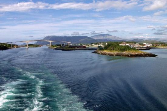 Bronnoysund, Norwegen: Brønnøysund