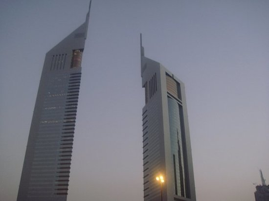 ‪Emirates Towers‬