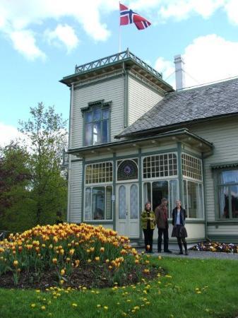 Troldhaugen Edvard Grieg Museum Image
