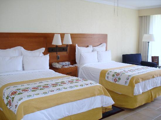 Ixtapan de la Sal Marriott Hotel, Spa & Convention Center: habitación STANDAR