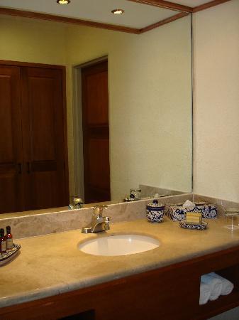 Ixtapan de la Sal Marriott Hotel, Spa & Convention Center: baño