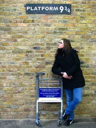 King's Cross Station: e poi via verso hogwarts!