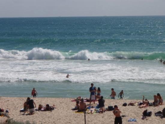 Sfidare le onde dell'Oceano Indiano è un'emozione fantastica, Scarborough Beach
