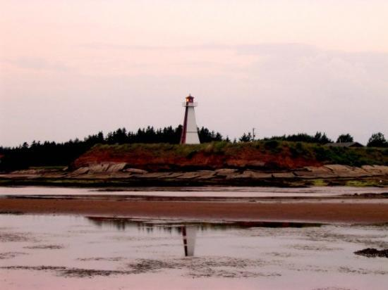 Montague, Kanada: Lighthouse on PEI