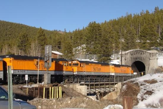 ‪‪Winter Park Resort‬: The Ski Train from Denver to Winterpark‬