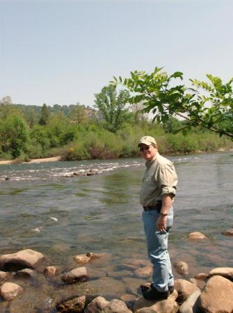 Placerville, CA: Just bring my fly rod!